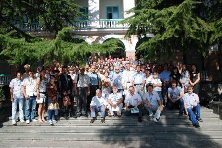 Учасники 2-ї Міжнародної наукової конференції NAP, 2012 (Алушта, Україна, 2012)
